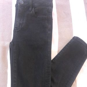 American Eagle High Rise Jegging